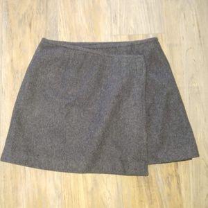 Be 1n7Express Wool Skirt